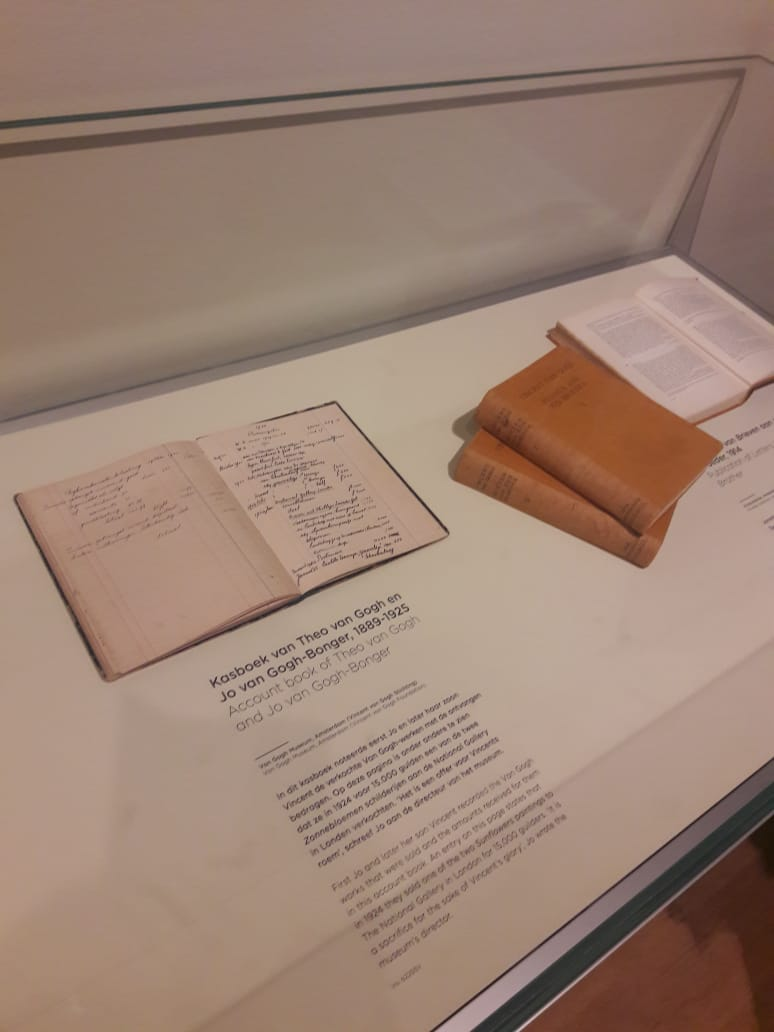 Van Gogh diary