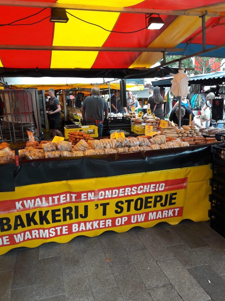 Varieties of breads