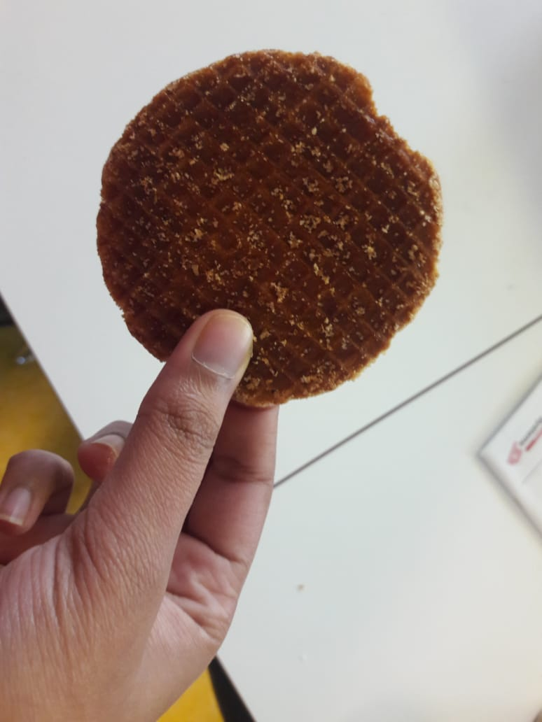 The stroopwafle