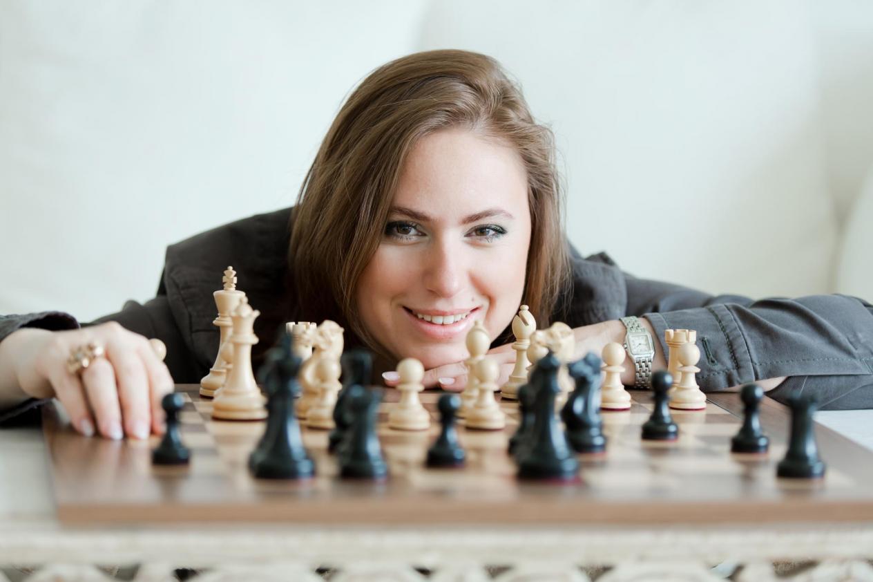 100 Extraordinary Women: Judit Polgár